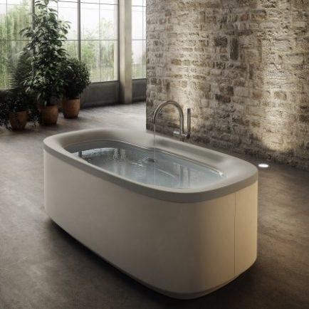 Jacuzzi Muse vasca idromassaggio pipa san marino azienda pavimenti rivestimenti arredo bagno